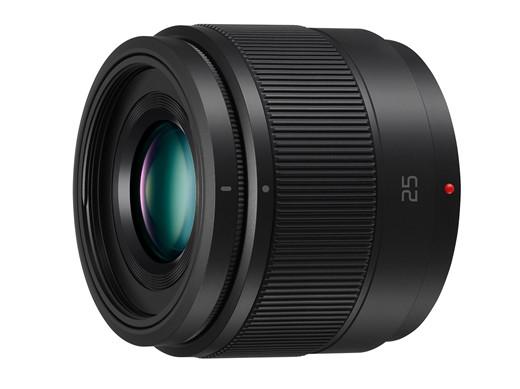 Panasonic 25 mm/F1.7 arendusjärgus objektiiv suurendab veelgi valikut