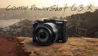 Nüüd saadaval: Canon PowerShot G3 X