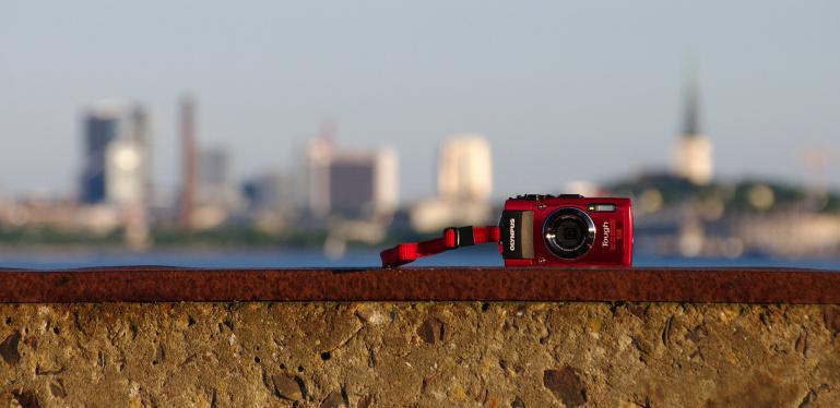 Tugev kaamera ja ilusad pildid: Olympus TG-4 ülevaade Digitesti veebilehel