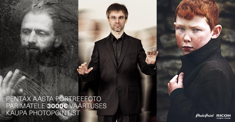 Alanud Pentax Aasta Portreefoto 2015 konkurss ahvatleb 3000-eurose auhinnafondiga