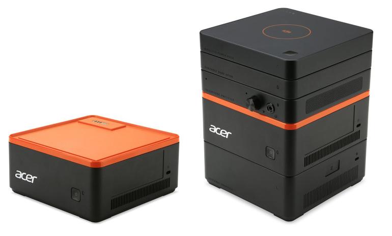 Acer Revo Build series on lauaarvuti, mis koosneb moodulitest