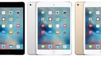 Nüüd saadaval: iPad Mini 4 tahvelarvuti