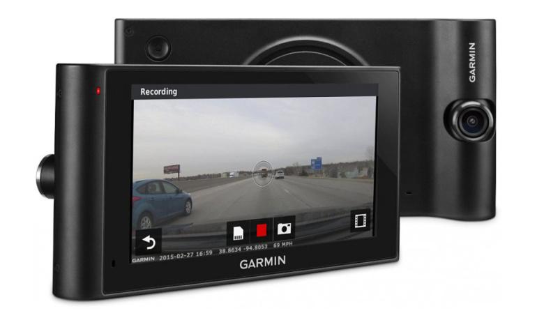 Nüüd saadaval: Garmini uued integreeritud pardakaameraga GPS naviseadmed