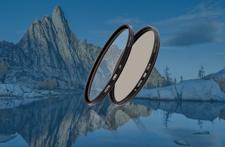 Hoya uute UV-filtrite pind on 800% vastupidavam, klaas 4X tugevam