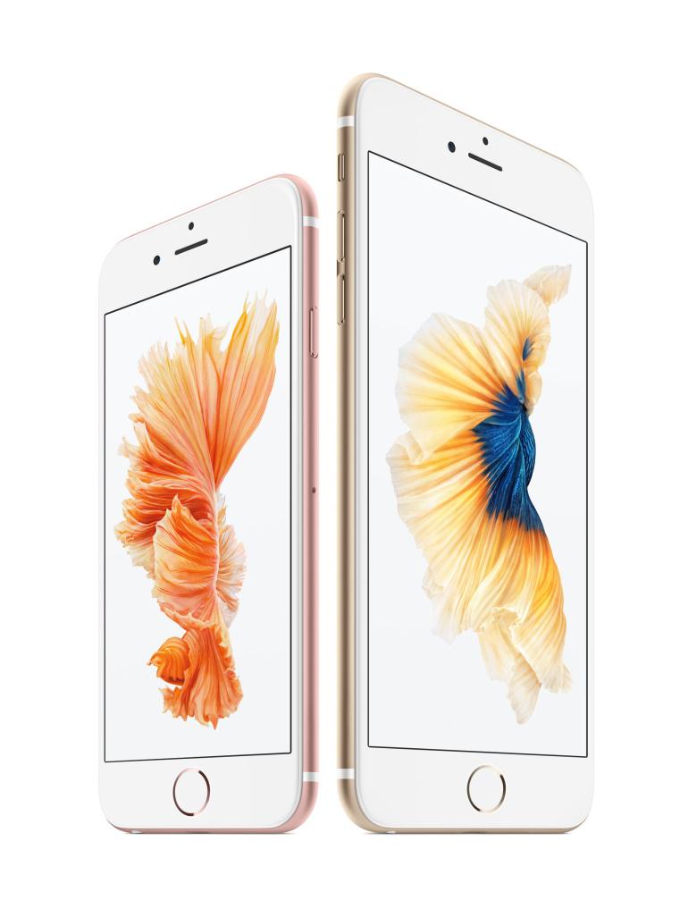 iPhone 6S ja 6S Plus tulevad survetundliku ekraani ja 12MP kaameraga. Filmivad 4K videot