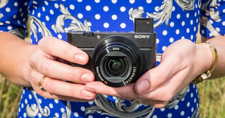 Sony ihaldusväärseimate taskukaamerate ostul kaasa kingitus