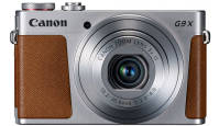 Canon G9 X on suure sensoriga väike kaamera