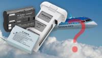 Millised piirangud kehtivad lennureisile kaasa võetavatele akudele?