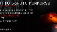 Lõpuspurt: ainulaadne Manfrotto Ööfoto 2015 konkurss lõppeb Snäpis pühapäeval
