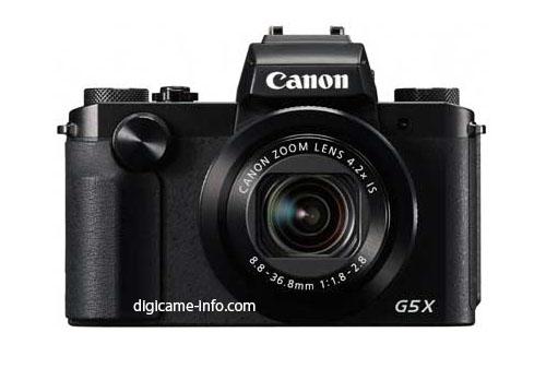 Lekkisid Canoni uute kompaktkaamerate G5 X ning G9 X tehnilised andmed ning pildid