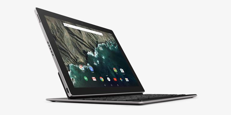 Google uus tahvelarvuti Pixel C on Surface Pro ja iPad Pro alternatiiv