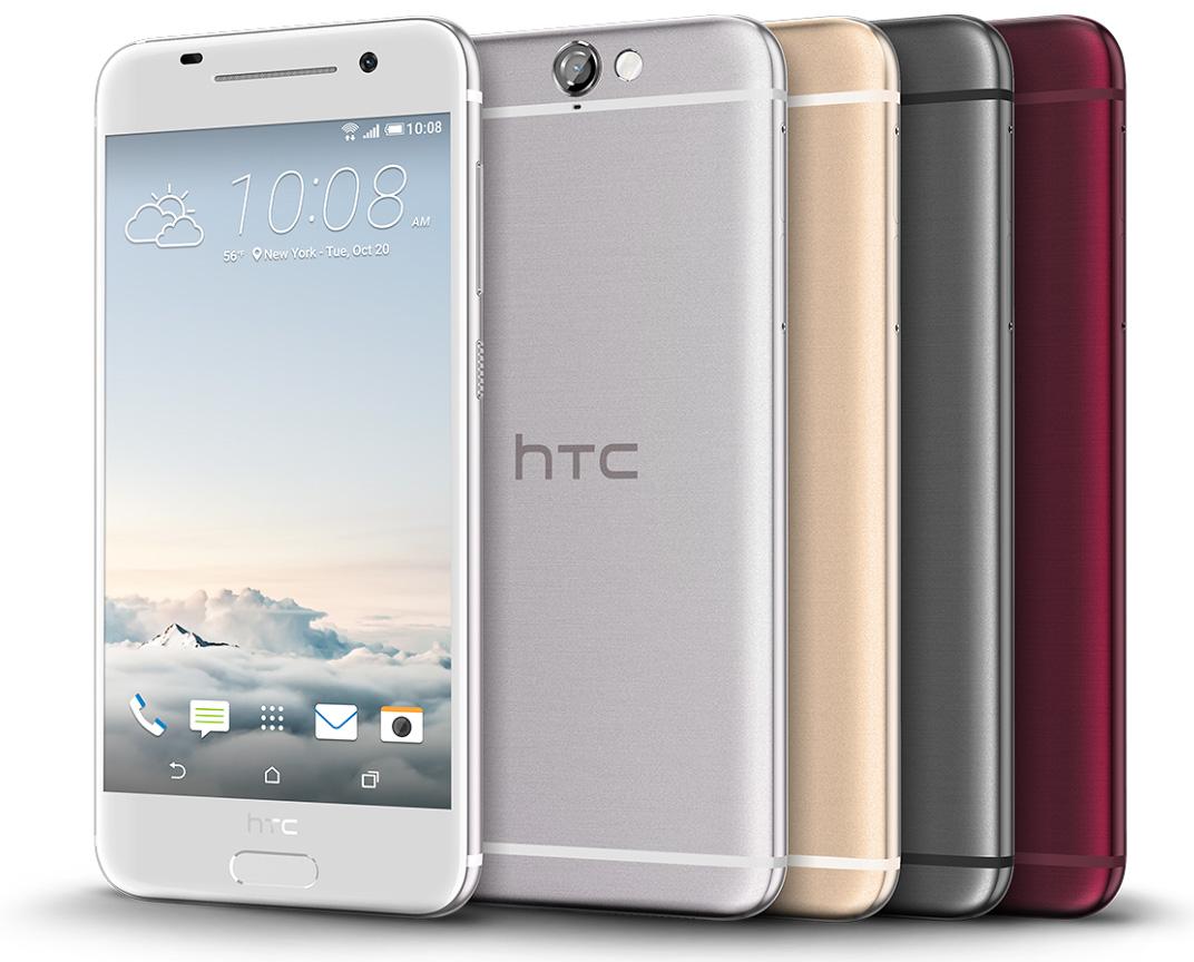 HTC uus nutitelefon One A9 on kahtlaselt iPhone moodi