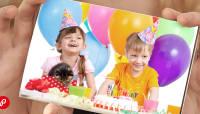 PhotoExpress Online tähistab sünnipäeva - telli soodsalt paberfotosid