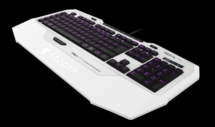 ROCCAT Isku FX klaviatuur muutus veelgi eristuvamaks