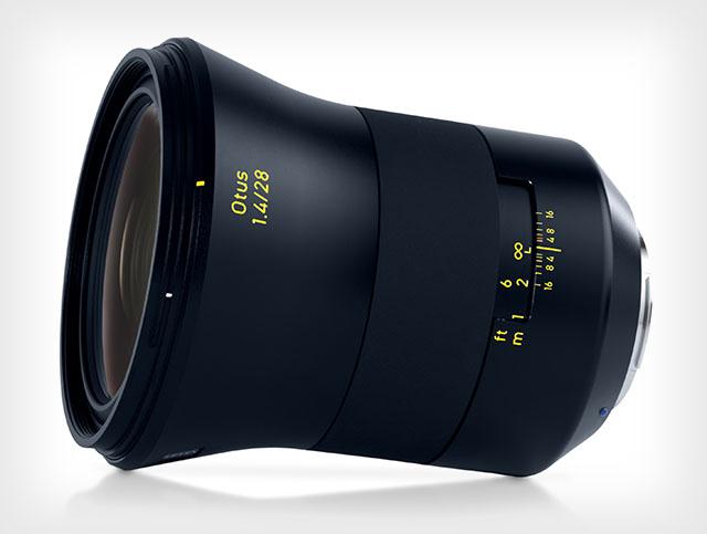 Zeiss avalikustas Otus seeria uue liikme 1.4/28 Canon ning Nikon peegelkaameratele