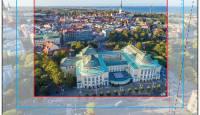 Droonifotograaf Kaupo Kalda:  DJI droonikaamerate võttenurga infograafik