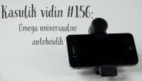 Kasulik vidin #156: Omega universaalne autohoidik ventilatsiooniavasse