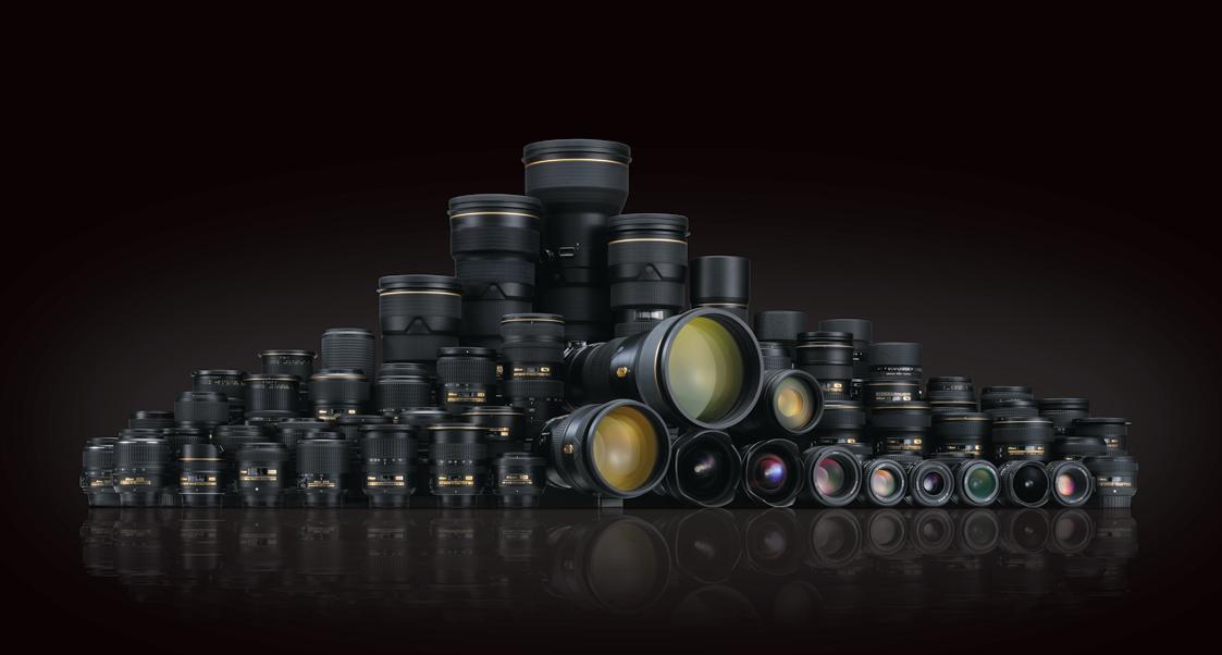 Nikon on patenteerinud kaks täiskaadersensorile mõeldud objektiivi