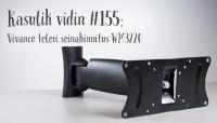 Kasulik vidin #155: Vivanco teleri seinakinnitus WM3220