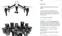 DJI ostab osaluse Hasselbladis, et saada teadmisi kaameratehnoloogia arendamiseks