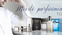 Avasta Photopointi trendikate meeste parfüümide TOP10 ning osale loosimises