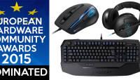 Kolm Roccati arvutimängutarvikut nimetati European Hardware Community auhindade jagamisel nominentideks