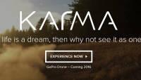 "GoPro esimese drooni nimi on ""Karma"""