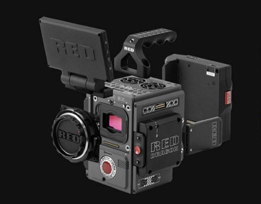 RED Scarlet-W on algajale profile suunatud 5K videokaamera