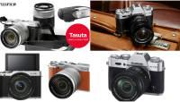 Neli väga head Fujifilmi hübriidkaamerate aastaalguse pakkumist