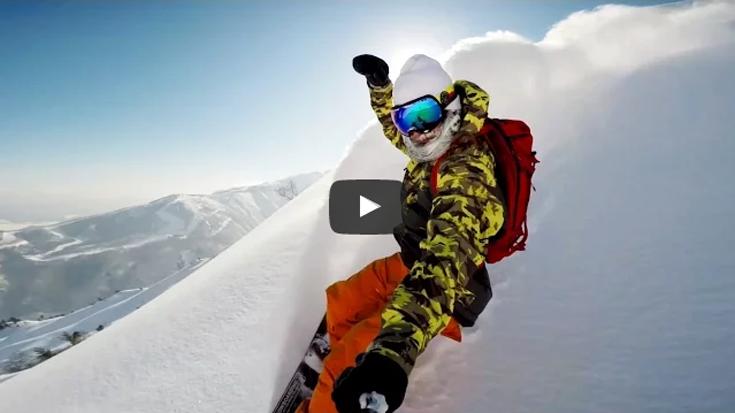 Need on 2015. aasta parimad videokaadrid, mis tehtud GoPro kaameraga