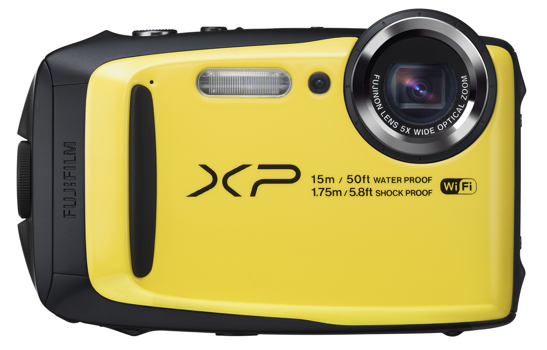 FinePix_XP90_front_Yellow