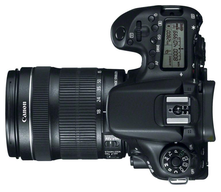 Kuumad kuulujutud: Canon EOS 80D peegelkaamera tuleb veebruaris