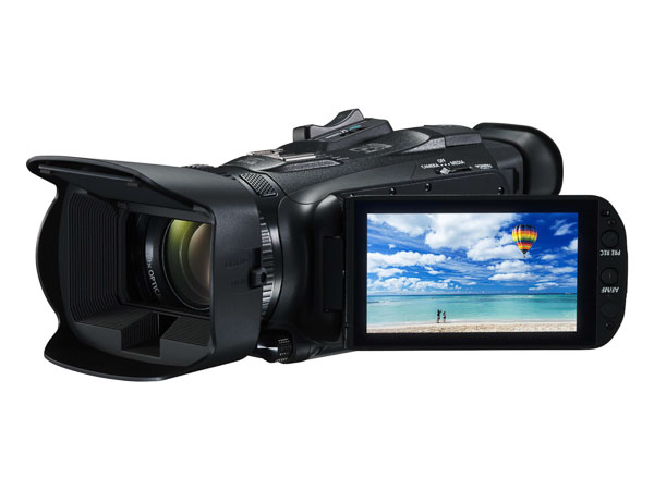 Canon esitles nelja uut Legria-seeria videokaamerat