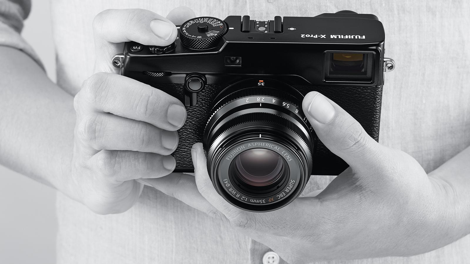 Fujifilm X-Pro2 tarkvarauuendus toob väiksed, kuid olulised parandused