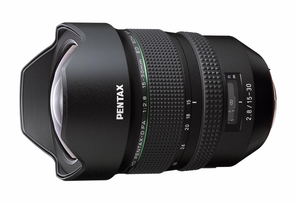 3770007a6f1 Pentax peegelkaamerad saavad uue 15-30mm f/2.8 ülilainurkobjektiivi ...