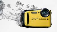 Nüüd saadaval: Fujifilm FinePix XP90 seikluskindel kompaktkaamera