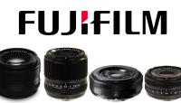Proovi oma Fujifilmi hübriidkaamera ees Fujinon fiksobjektiive