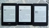 Amazon Kindle e-lugerite tarkvarauuendus muudab ostlemise kergemaks