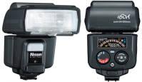 Nissini pisike ja võimas välklamp i60A on ideaalne kaaslane hübriidkaameratele