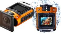 Ricoh WG-M2 seikluskaamera on 40% väiksem ja filmib 4K videot