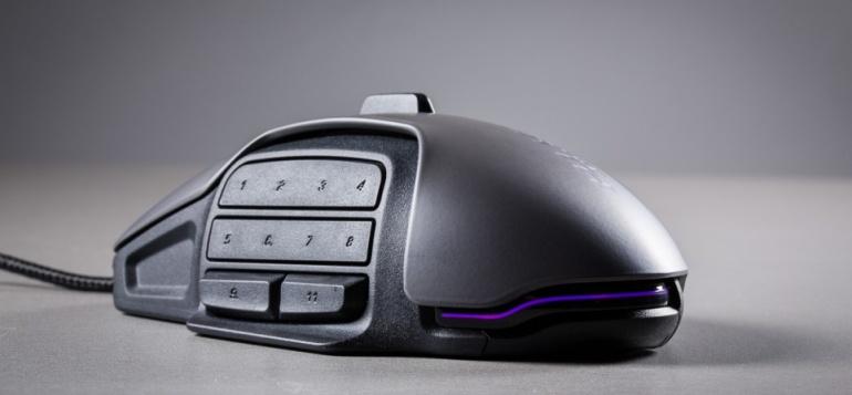 Digitest.ee: Roccat Nyth – 33 pöidlaklahviga hiir arvutimänguritele