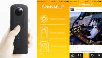 Ricoh ja Spinnable sõlmisid strateegilise partnerluslepingu 360° fotode ja video mugavamaks jagamiseks