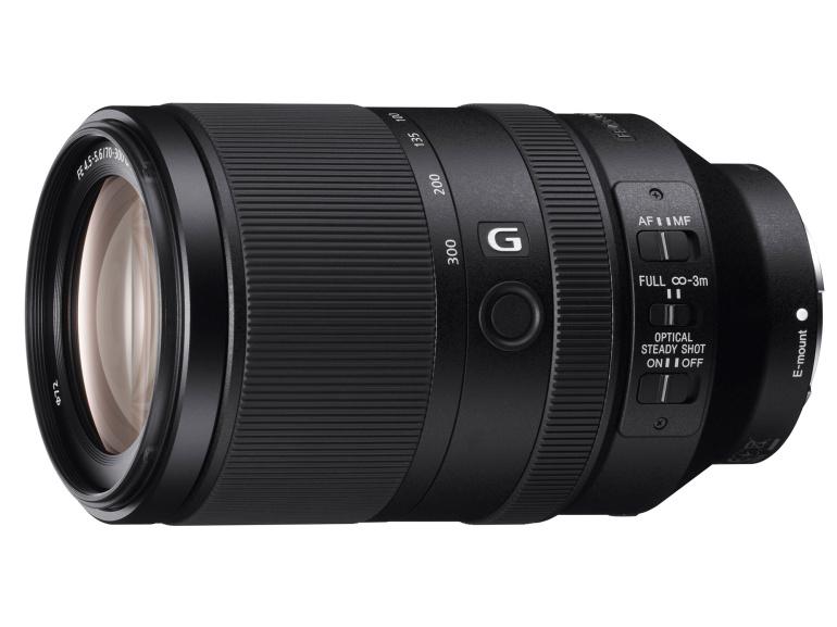 Sony uus 70-300mm F4.5-5.6 G OSS on seni pikima fookuskaugusega telesuumobjektiiv