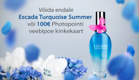 Soeta endale soodne parfüüm ning võida 100€ veebipoe kinkekaart