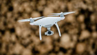 Phantom 4 - droonivideo professionaali vaatevinklist