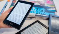 Millist e-lugerit valida – Kindle Touch, Kindle Paperwhite või Kindle Voyage?