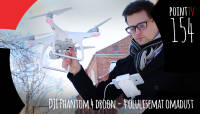 Point TV 154. DJI Phantom 4 droon - 4 olulisemat omadust