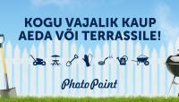 Photopointi veebikaubamaja aitab avada kevadhooaega