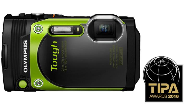 Olympus Stylus Tough TG-870 tunnistati parimaks seikluskindlaks fotokaameraks