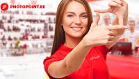 """Photopoint.ee: Nüüdsest näed e-poes """"Minu konto"""" alla oma kliendikaardi numbrit ja jaekaupluste ostude ajalugu"""